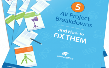 Top 5 AV Project Management Struggles and How to Fix Them