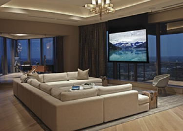 NEXT: When Commercial Projectors Enhance Residential Projects