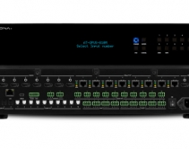 Atlona Opus Series Matrix Switchers Support Data Rates up to 18Gbps