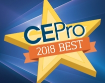 CE Pro Names 2018 BEST Award Winners at CEDIA Expo