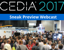 CE Pro Presents: Julie Jacobson's Ultimate CEDIA 2017 Preview