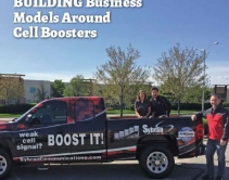 Building Business Models Around  Cell Boosters