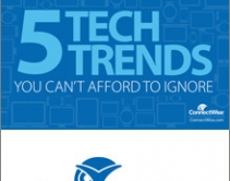 5 Tech Trends You Can't Afford to Ignore