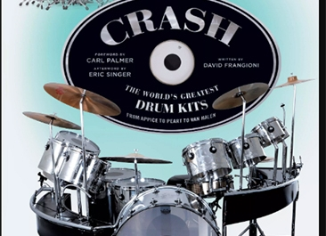 An Audiophile Perspective of 'Crash: From Appice to Peart to Van Halen' by David Frangioni