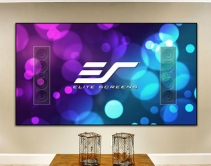 Elite Screens Aeon CineGray Rejects Ambient Light, Features Edge-Free Design