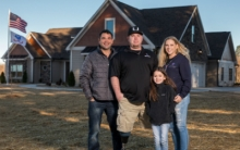 Injured U.S Army Vet Receives Special Home Filled With Gaming Tech