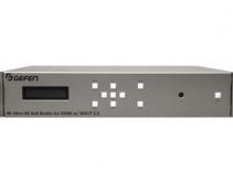 Gefen EXT-UHD-88 Matrix Switcher Offers HDCP 2.2 Compatibility