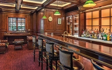 Old English Pub Redefines the Home Bar with Control4 Home Automation