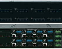 Key Digital Introduces its New KD-Pro8x8D Matrix Switcher