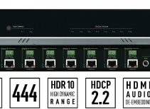Key Digital KD-DA2 HDBaseT Amplifiers Deliver 18Gbps for 4K Video