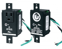 Middle Atlantic Controlled Wall Plate Extends Power, Control