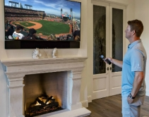 San Francisco Giants Pitcher Matt Cain Keeps Safe, Has a Blast with Elan Home Automation