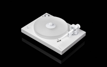 Limited Edition Pro-Ject Turntable Celebrates Beatles White Album 50th Anniversary