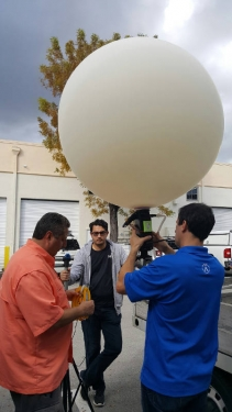 IC Realtime Unveils Latest High-Tech Surveillance Technology… Balloons