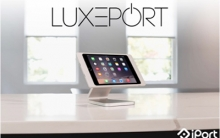 LuxePort — The Next Level of iPad Charging and Mounting