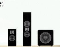 Wisdom Audio On-Wall Speakers Employ Planar Magnetic Drivers