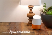 Okay Google: Ask Alarm.com to Arm the Security System