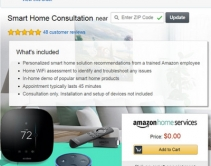 Now This is Disruptive: I Just Set Up a Free Smart Home Consultation with Amazon