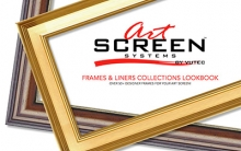 Vutec Provides Frame and Liner Collection LookBook for ArtFrame Products
