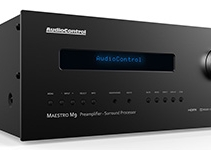 AudioControl Adds DTS:X, DTS Neural Surround to Home Theater Receivers, Flagship Processor