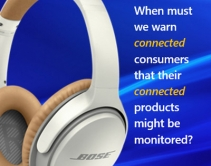 Opinion On Lawsuit Against Bose: What Constitutes Digital Spying?