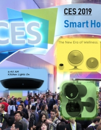 CES 2019 Preview: 9 Smart Home, IoT, Security and Wellness Co's. You Never Heard of