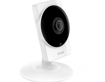 D-Link HD 180-Degree Wi-Fi Camera Features Night Vision & Local Recording Options
