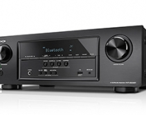 Denon Releases Affordable S Series A/V Receivers for Home Theater