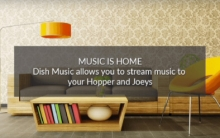 Dish Music Launches on Hopper DVR