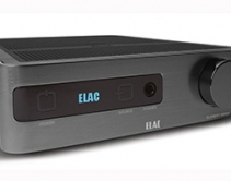 Affordable ELAC Element Integrated Amp Designed for Home Theater