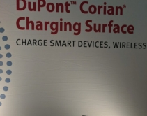 Corian Countertops as a 'Wireless Charging Surface'? Well, Not Exactly