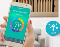 CEDIA Find: HiberSense Uses Sensors, Predictive Analytics for Smart Vents, Motorized Dampers
