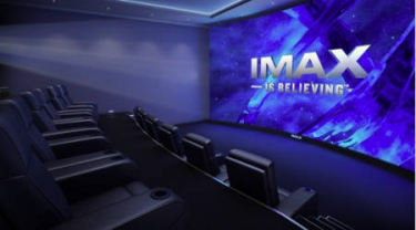 Reality Star Charged For Unauthorized Imax Private
