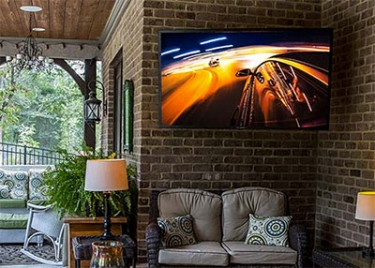 Charming Why You Should Never Install An Indoor TV Outside (Even On The Porch)