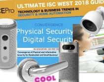 9 Interesting IoT Finds at ISC: Blingy Smart Lock, Awesome Fire Alarm