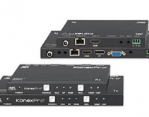 KanexPro Announces 4K HDMI and VGA Presentation Switcher Scaler