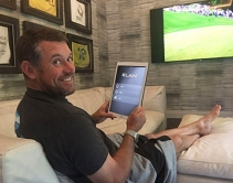 Designing World Champion Golfer Lee Westwood's Smart Home
