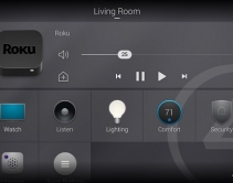 Hands-On: Control4 Smart Home OS 3 Kills 'Circle of Power' GUI