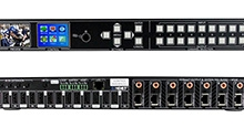 Cloud 9 HD Loop Mass Media Matrix Distributes Media via HDBaseT