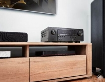 Denon Unveils Three New A/V Receivers Equipped with Dolby Atmos, HEOS, Alexa Control