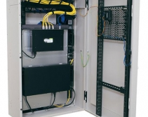 Middle Atlantic VWM Wall Mount Platform Supports Install Flexibility