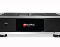 NAD Launches High-Performance Masters Series M50.2 Digital Music Player