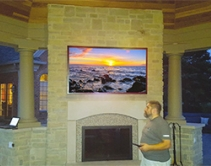 Outdoor AV Demo Drives 100 Backyard Jobs a Year, Many Over $20,000