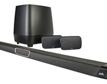 Polk Audio's MagniFi MAX Soundbar Pairs with Wireless Speakers, Google Home