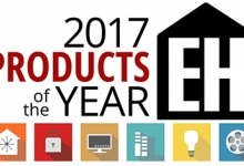 Electronic House Names 2017 Product of the Year Award Winners