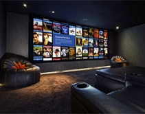 Pulse Cinemas Upgrades UK Showroom, Home Theater with Crestron Control