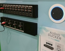 Pulse-Eight at ISE 2018: Multiroom Audio Powered by Amazon Alexa, First '18 Gbps' HDBaseT Extender
