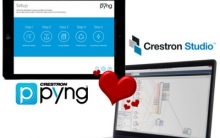 Crestron Overhauls Studio, Makes Home Automation and A/V Much Simpler to Program