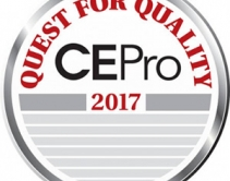 CE Pro Presents 2017 Quest for Quality Awards: Service Is Still King