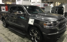 RAM 1500 Truck Is High-Tech Office on Wheels